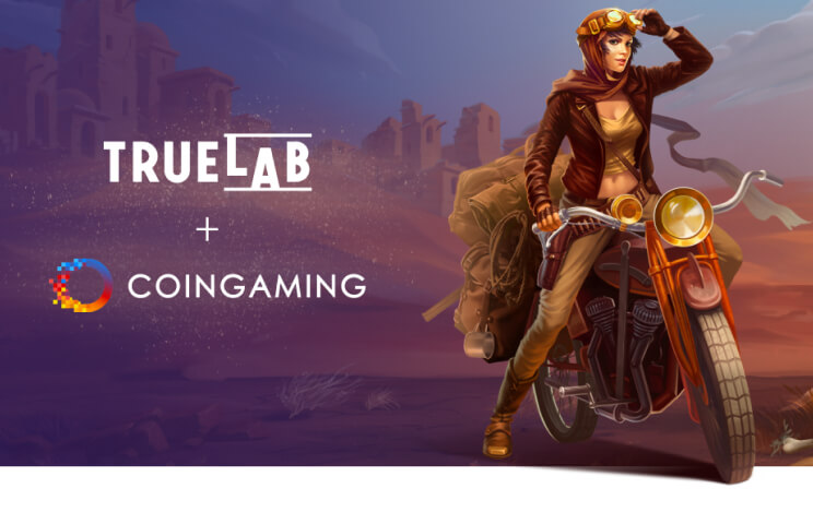 True Lab's latest titles go live on Bitcasino.io and Sportsbet.io
