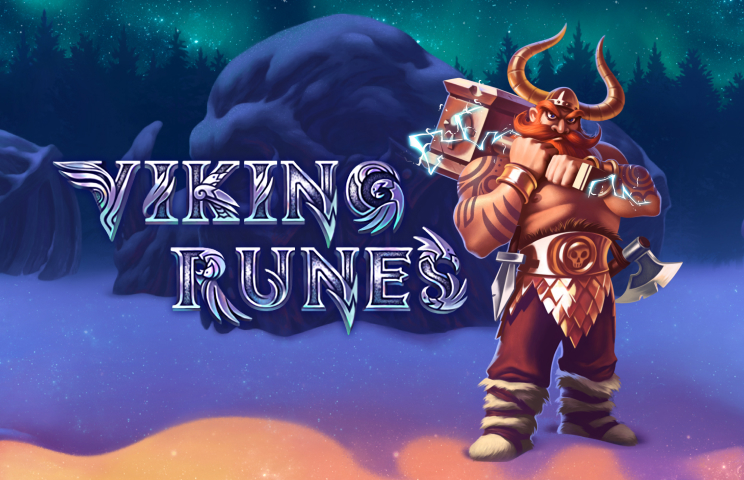 Viking Runes – another YG Masters game by True Lab