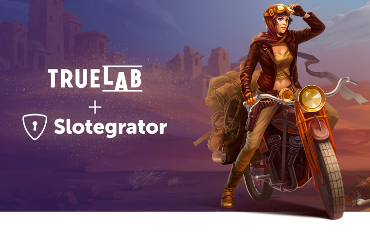 True Lab's latest game titles now available via Slotegrator